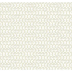 Small Prints Resource Library Beige Two-Inch Mehndi Wallpaper
