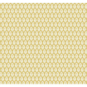 Small Prints Resource Library Golden Yellow Two-Inch Mehndi Wallpaper