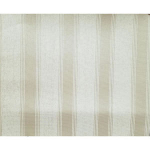Stripes Resource Library Linen Pearl and White Stately Stripe Wallpaper