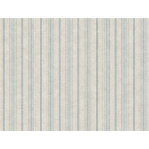 Stripes Resource Library Green and Beige Shirting Stripe Wallpaper