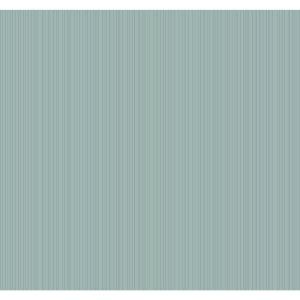 Stripes Resource Library Blue Cascade Stria Wallpaper