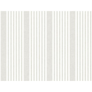 Stripes Resource Library Soft Linen French Linen Stripe Wallpaper