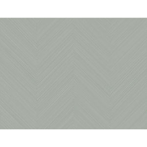 Stripes Resource Library Green Swept Chevron Wallpaper