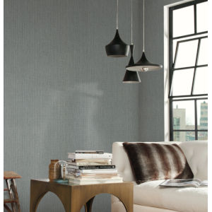 Texture Digest Blues Petite Metro Tile Wallpaper