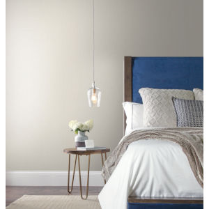 Texture Digest Gray Hessian Weave Wallpaper