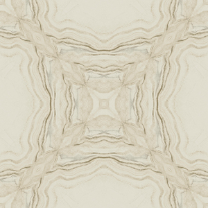 Antonina Vella Natural Opalescence Stone Kaleidoscope Beige Wallpaper