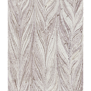 Antonina Vella Natural Opalescence Ebru Marble Purple Wallpaper