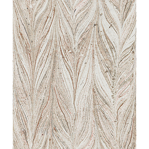Antonina Vella Natural Opalescence Ebru Marble Sienna Wallpaper