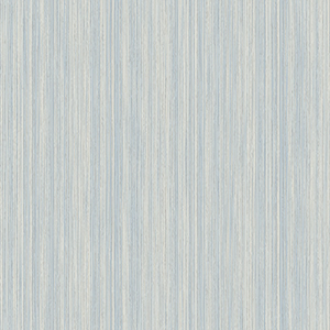 Antonina Vella Natural Opalescence Soft Cascade Blue and Silver Wallpaper