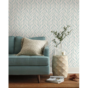 Magnolia Home Blue Willow Peel and Stick Wallpaper
