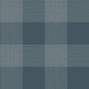 Common Thread Navy and White Wallpaper