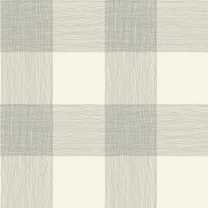 Common Thread Cream and Black Wallpaper
