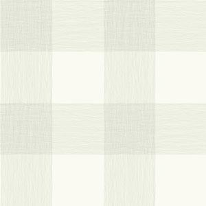 Common Thread Fog Green Wallpaper