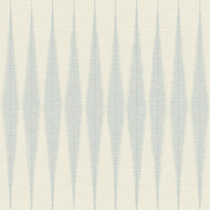 Handloom Baby Blue Wallpaper