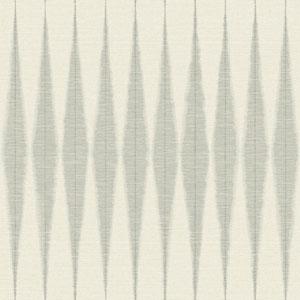 Handloom Cool Grey Wallpaper