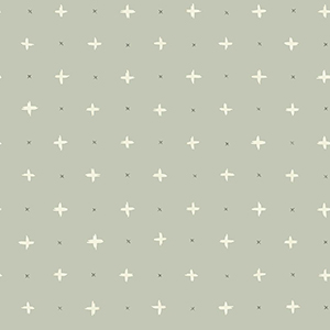 Cross Stitch Grey Wallpaper