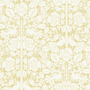 Fairy Tales Yellow Wallpaper