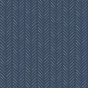 Pick-Up Sticks Blue Wallpaper