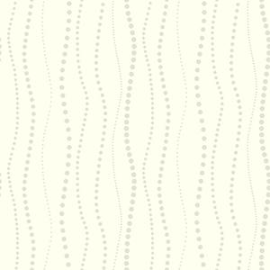 Ashford Black, White and Gray Wallpaper