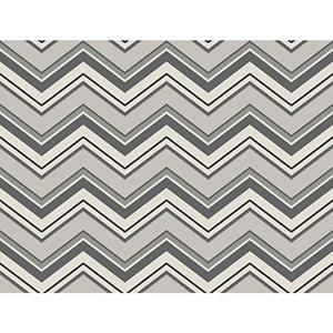 Ashford Black, White Oyster Gray, Battleship Gray, Lead and Charcoal Wallpaper