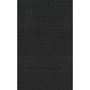 Black Grasscloth Sisal Wallpaper