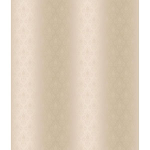 Charleston Beige and Taupe Damask Pearl Wallpaper