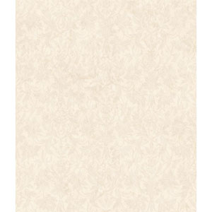 Charleston Cream and Taupe Ombre Damask Texture Wallpaper