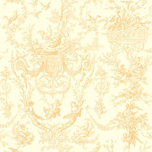Inspired by Color Beige and White Wallpaper