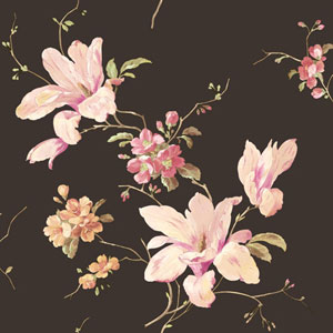 120th Anniversary Black Magnolia Wallpaper