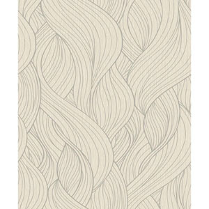 Mixed Metals Skein Wallpaper