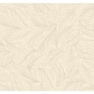 Antonina Vella Gold Kashmir Light As A Feather Wallpaper