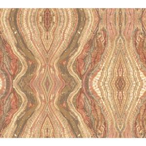 Antonina Vella Multicolor Kashmir Kaleidoscope Wallpaper