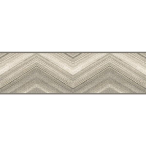 Border Portfolio II Mountain Pass Removable Wallpaper Border