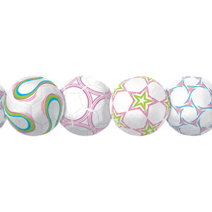 Room To Grow Multicolor New Soccerball Border