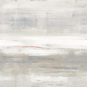 Carol Benson-Cobb Beneath Horizon Neutral Wallpaper Panel