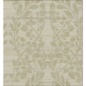 Candice Olson Decadence Botanica Organic Wallpaper