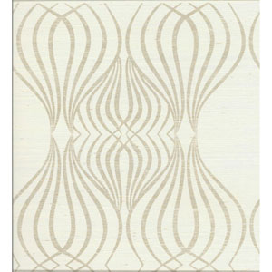 Candice Olson Decadence Eden Sisal Wallpaper