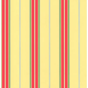 By The Sea Bay Stripe Wallpaper