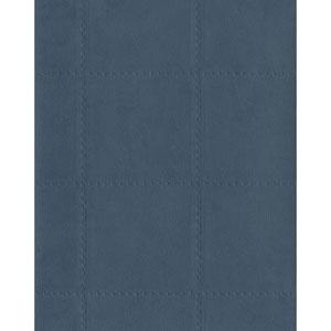 Menswear Checkmate Blue Wallpaper