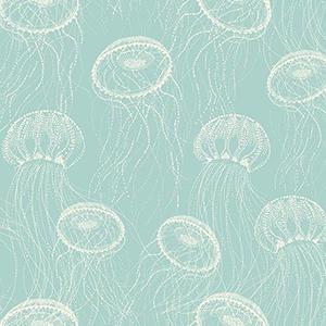 Atolla Aqua Wallpaper
