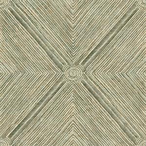 Dimensional Diamond Patina Wallpaper