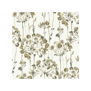Candice Olson Modern Artisan Flourish Wallpaper