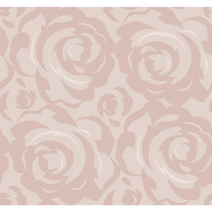 Candice Olson Breathless Lavish Pink Wallpaper