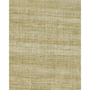 Candice Olson Breathless Alchemy Beige and Gold Metallic Wallpaper