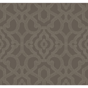 Candice Olson Modern Nature Grey Allure Wallpaper