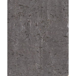 Candice Olson Modern Nature Metallic Pewter and Metallic Gold Cork Wallpaper