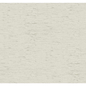 Ronald Redding Designer Damask Silver Sheen and Pale Grey Prado Wallpaper