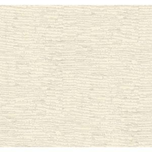 Ronald Redding Designer Damask Cream and Pale Yellow Prado Wallpaper