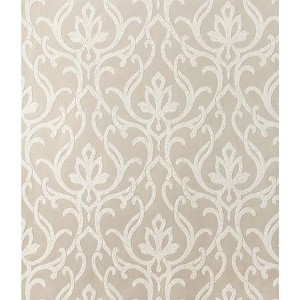 Candice Olson Shimmering Details Beige Dazzled Wallpaper