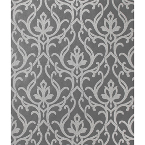 Candice Olson Shimmering Details Black Dazzled Wallpaper